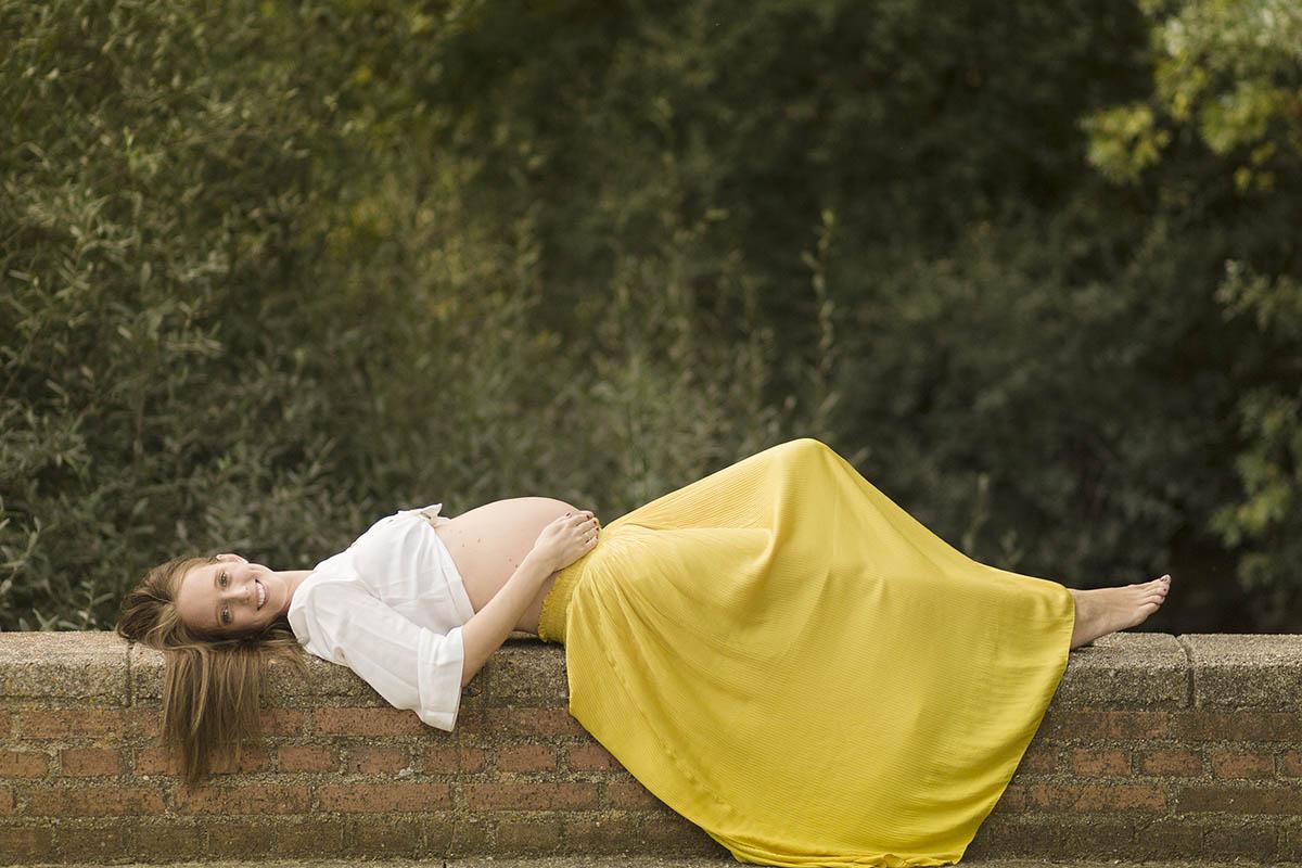 Embarazadas en AVila