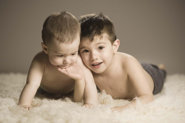 estudio fotografico de niños
