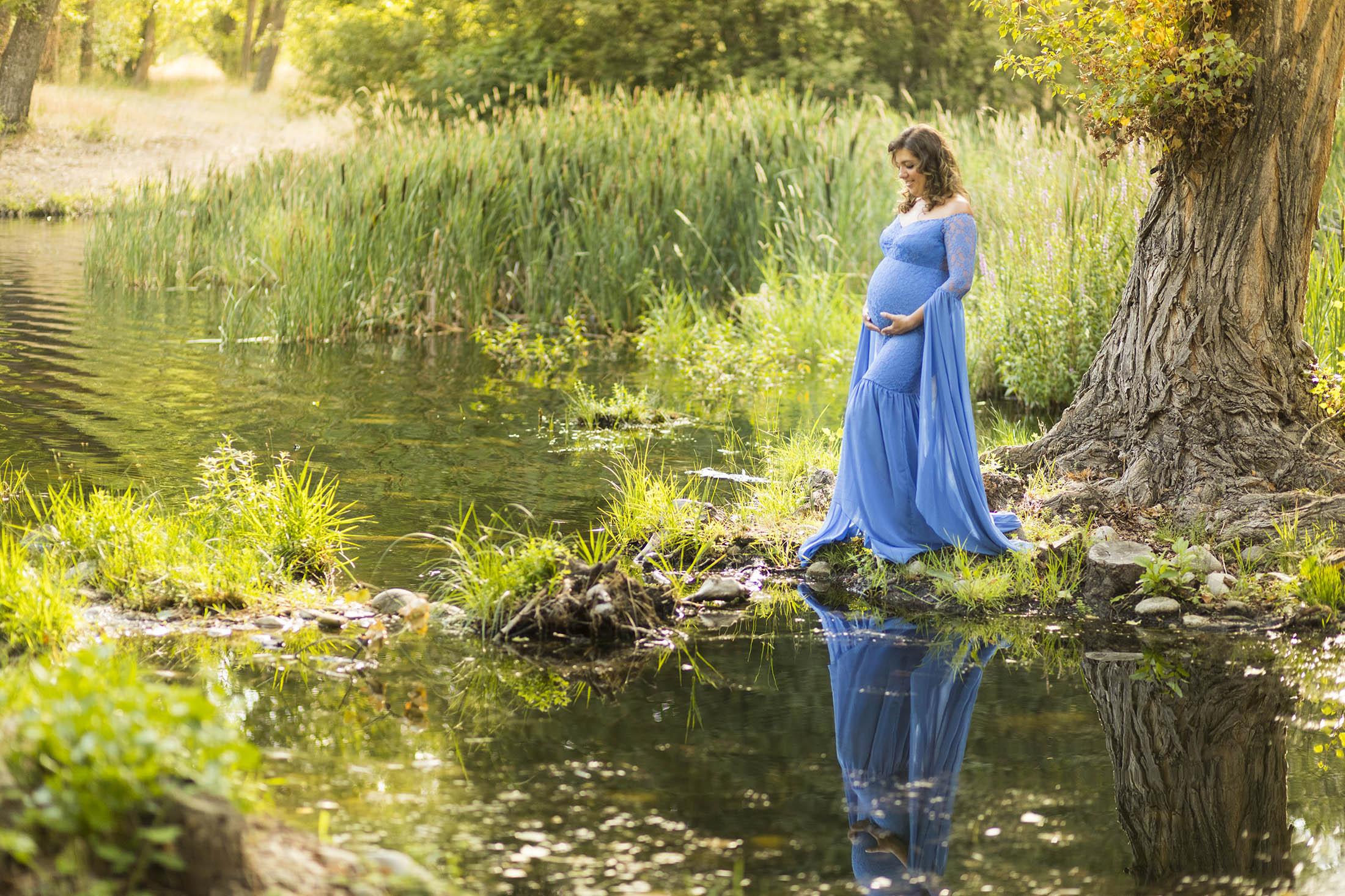 fotos de embarazo en avila