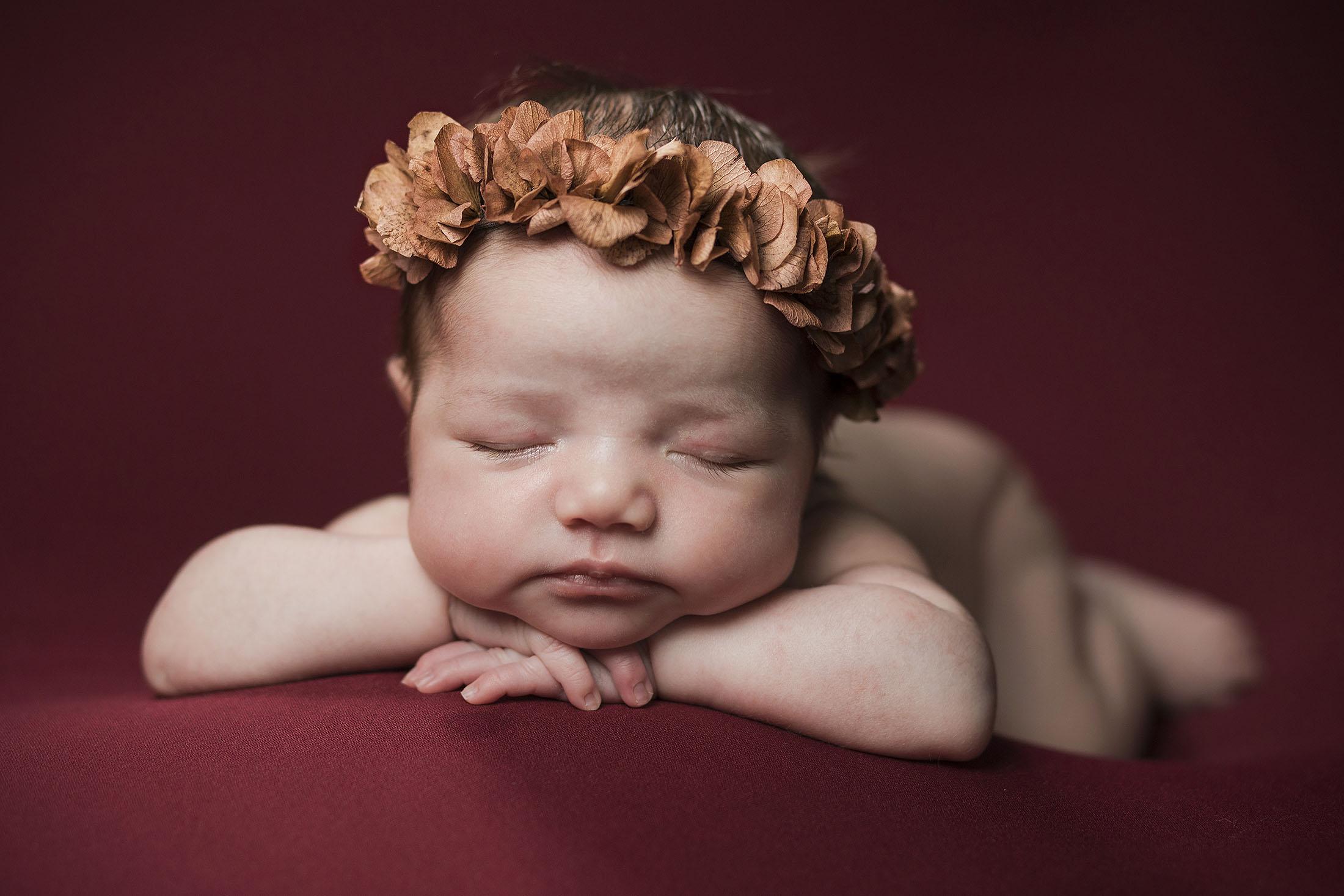 fotografa de bebes en avila